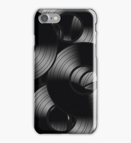 vynilseption iPhone Case/Skin