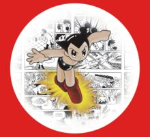 Astro Boy One Piece - Long Sleeve