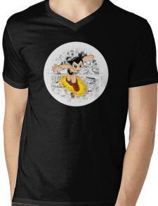 Astro Boy Mens V-Neck T-Shirt