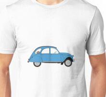 Car 01 - light blue Unisex T-Shirt