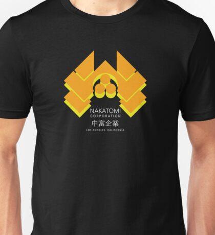 Nakatomi Plaza - Japanese Expand Reverse Variant Unisex T-Shirt