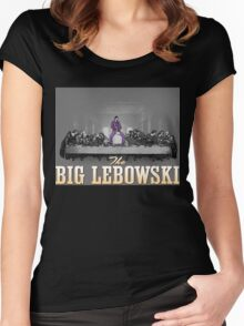 Jesus Quintana Last Supper - The Big Lebowski Women's Fitted Scoop T-Shirt