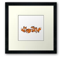 Are you sleeping? Framed Print