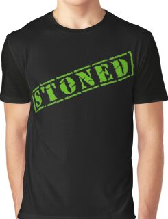 STONED Graphic T-Shirt