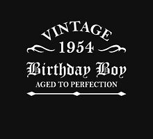 Vintage 1954 Birthday Boy Aged To Perfection Unisex T-Shirt