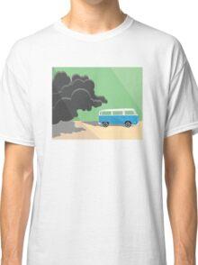 Dharma Van vs Smoke Monster Classic T-Shirt