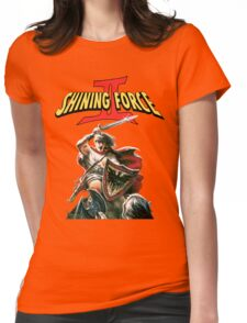 Shining Force 2 Womens Fitted T-Shirt