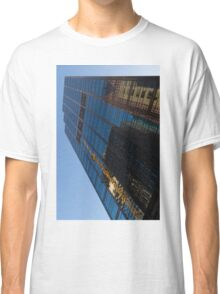 Reflecting on Skyscrapers - Downtown Affection Classic T-Shirt
