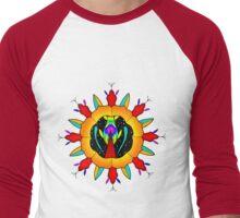 Spaceway Men's Baseball ¾ T-Shirt