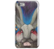 Mal De Conejo - *Bad Rabbit* iPhone Case/Skin