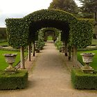Holker Hall Gardens, Cartmel, Cumbria, UK by GeorgeOne