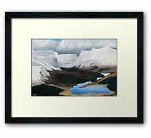 Torridon - after the snowstorm Framed Print