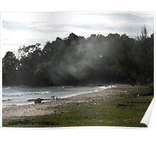 Otres beach Poster