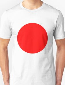 Living Japanese Flag T-Shirt