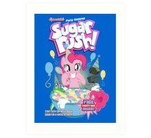 Party Flavored Sugar Rush! Art Print