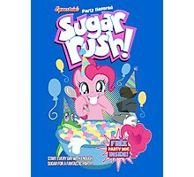 Party Flavored Sugar Rush! Photographic Print