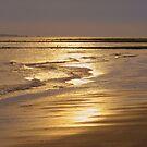 Light on the Breaking Waves by ienemien