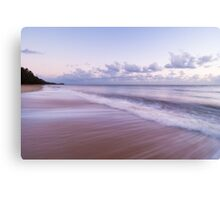 Holloways Beach #4 Canvas Print