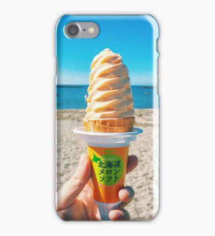 Summer in Hokkaido iPhone Case/Skin