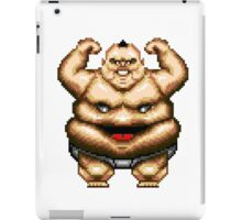 Tongue of the Fatman/Slaughter Sport - SEGA Genesis Sprite iPad Case/Skin