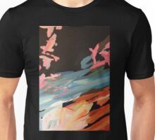 Flowing Abstract Unisex T-Shirt