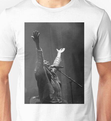 The wonderful Jimmy Cliff 12 (n&b)(h) by expressive photos ! Olao-Olavia by Okaio Créations  Unisex T-Shirt