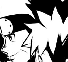 15 years of Naruto Sticker