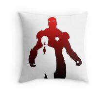 the invincible Throw Pillow