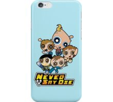 Powerpuff Goonies iPhone Case/Skin