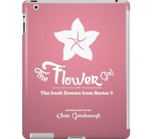 Aeris - The flower girl iPad Case/Skin