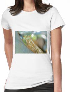 Carolina Praying Mantis  Womens Fitted T-Shirt