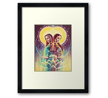 The Reunion of Mary Framed Print