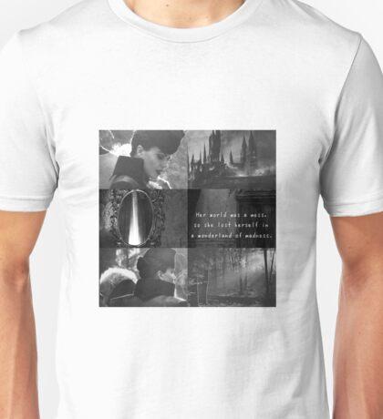 The EvilQueen -Black Unisex T-Shirt