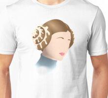 Cinnamon Bun Leia Unisex T-Shirt
