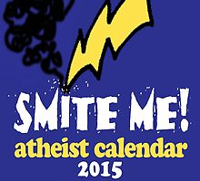2015 Calendar: Celebrate atheism every month! by atheistcards