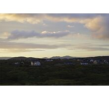 A Donegal Dawn Photographic Print