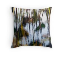 Tall stories Throw Pillow