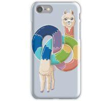 Alpaca Twist iPhone Case/Skin