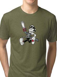 Ash 'Evil Dead' (1920s style) Tri-blend T-Shirt
