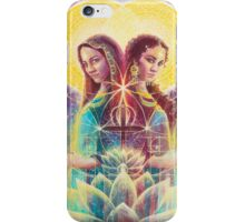 The Reunion of Mary iPhone Case/Skin