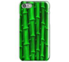 bamboo iPhone Case/Skin