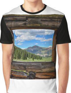 Mayflower Gulch, CO Graphic T-Shirt