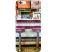 The Four Aces Diner iPhone Case/Skin