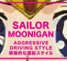 Sailor Moonigan Eyes V1 Sticker