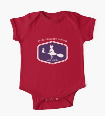 Air Mail One Piece - Short Sleeve
