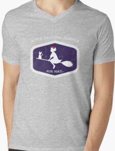 Air Mail Mens V-Neck T-Shirt