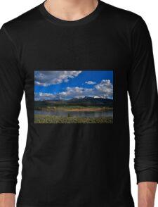 Green Mountain Reservoir, CO Long Sleeve T-Shirt