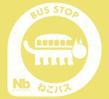 Neko Bus Stop Kids Clothes