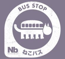 Neko Bus Stop Kids Clothes