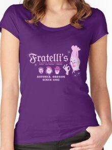 Fratelli's Family Restaurant Women's Fitted Scoop T-Shirt